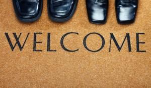 Pohostinstvi welcome